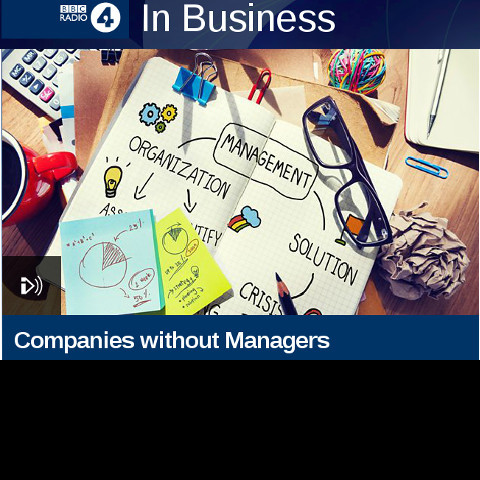 Companies without Managers - Un sujet de BBC4